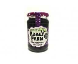 Abbey Farm Blackcurrant Preserve
