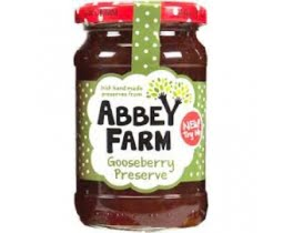 Abbey Farm Gooseberry Preserve