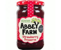 Abbey Farm Strawberry Preserve