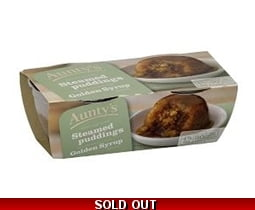 Aunty´s Golden Syrup Pudding