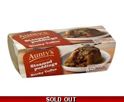 Aunty´s Sticky Toffee Pudding