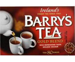 Barry´s Tea - Gold Blend 80s