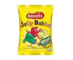 Jelly Babies Soft Gummie Candy