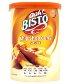 Bisto Chip Shop Curry Sauce