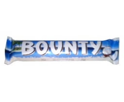 Bounty Coconut Wrapped Milk Chocolate Bar