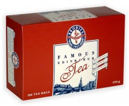Brodies Famous Edinburgh Tea Bags 100s