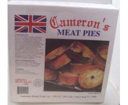 Cameron´s Scottish Meat Pies