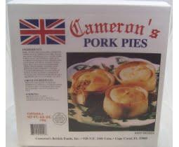 Cameron´s Pork Pies