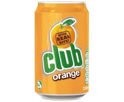 Club Orange Drink