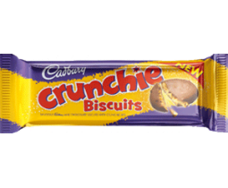 Cadbury Crunchie Biscuits