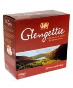 Glengettie Welsh Tea Bags 80s