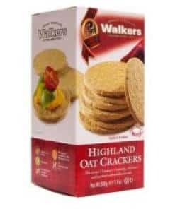 Walkers Highland Oat Crackers Oatcakes