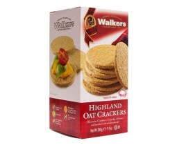 Walkers Highland Oat Crackers Oatcakes