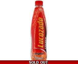 Lucozade Sparkling Glucose Drink