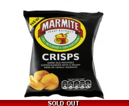 Walkers Marmite Potato Crisps