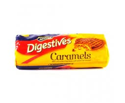 McVities Milk Chocolate Caramel Digestives
