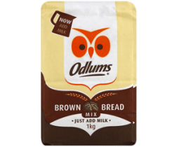 Odlums Brown Bread Mix 1kg