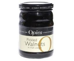 how to eat pickled walnuts