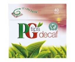PG Tips 40s Decaf