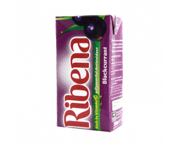 Ribena Blackcurrant Juice Box