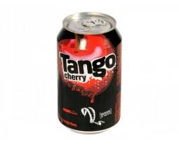 Tango Cherry Soft Drink