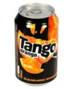Tango Orange Soft Drink