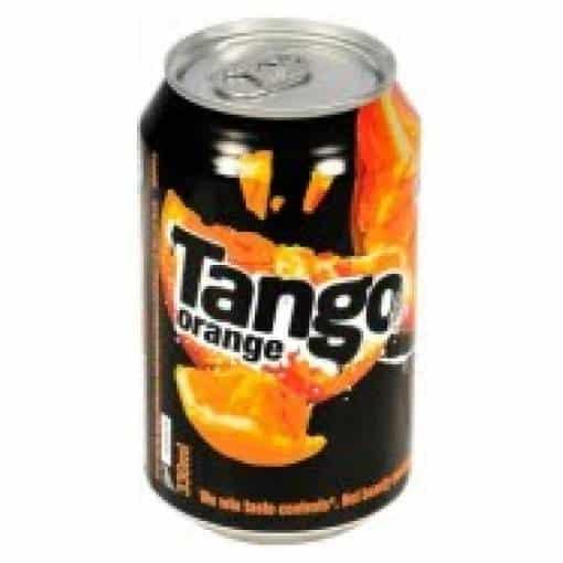 Tango Orange Soft Drink