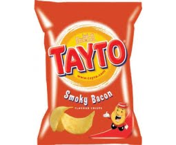 Tayto - Smoky Bacon Potato Chip