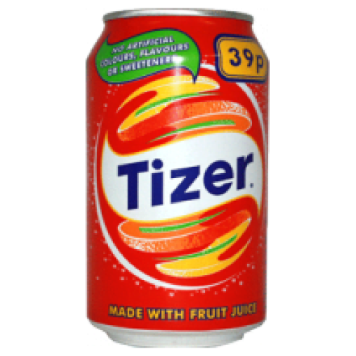 Tizer - The Great British Pop