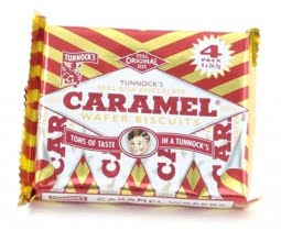 Tunnock´s Caramel Wafer Biscuits