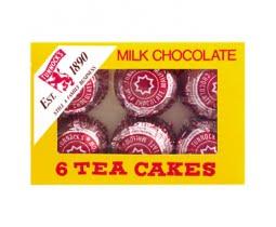 Tunnock´s Tea Cakes Shortbread Biscuits
