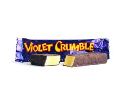 Nestle Chocolate Violet Crumble
