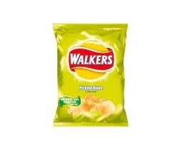 Walkers - Pickled Onion Crisps