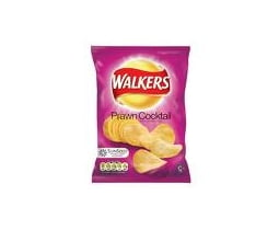 Walkers - Prawn Cocktail Potato Chips