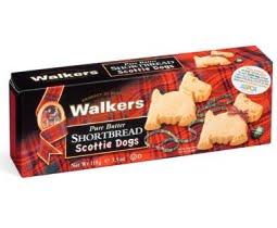 Walkers Pure Butter Shortbread Scottie Dogs