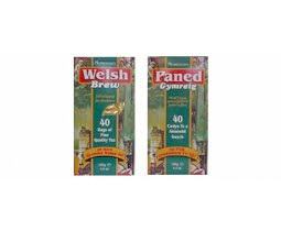 Welsh Brew 40s - Paned Gymreig