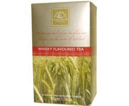 Whiskey Flavoured Tea