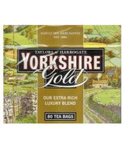 Yorkshire Gold 80s