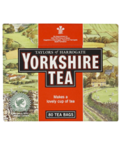 Yorkshire Red 80s