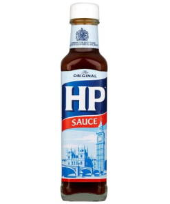 HP Brown Sauce Original Glass Bottle