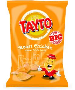 Tayto Roast Chicken Crisps