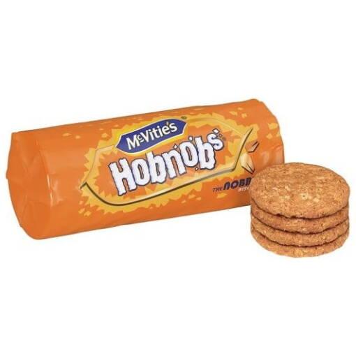 McVities Original Hobnobs - 300g Expand McVitie's Original Hobnobs
